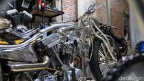 Motor Harley Anti-karat