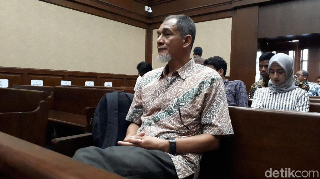 Ajukan JC, Eks Pejabat Bakamla Ingin Bongkar Peran Stafsus Kabakamla