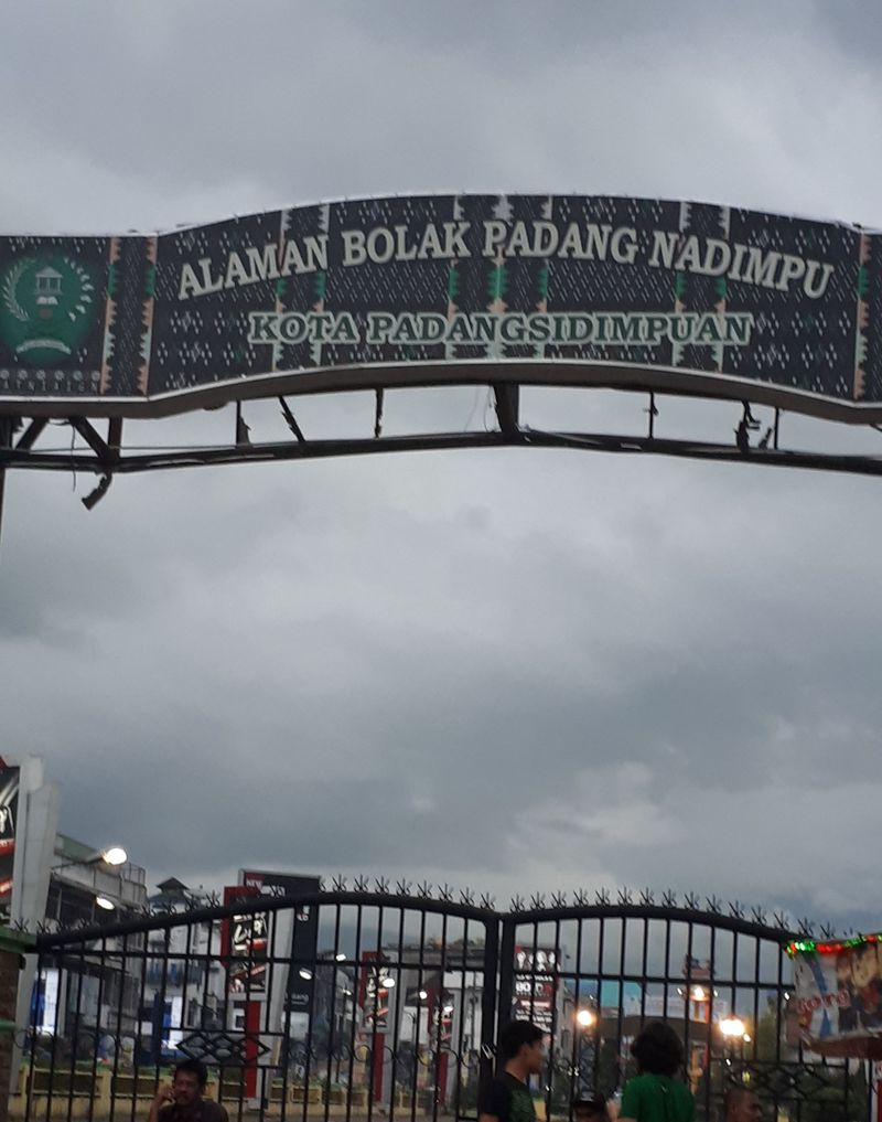 Adalah Kota Padangsidimpuan yang terletak di Sumatera Utara, yang dulunya merupakan Ibukota Kabupaten Tapanuli Selatan (Chaidir/detikTravel)