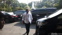 Menkominfo dan Menteri BUMN Rapat Tertutup di Kantor Menkopolhukam