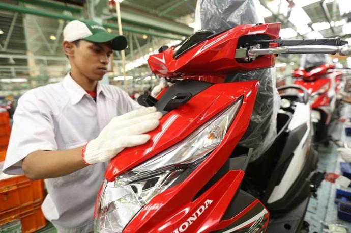 Baju Baru Motor Terlaris Indonesia