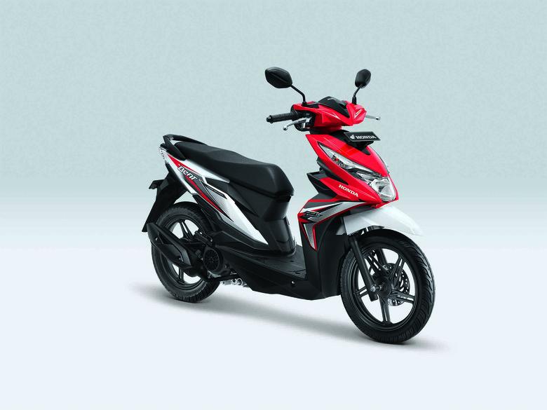 Baju Baru untuk Honda BeAT di Tahun 2018