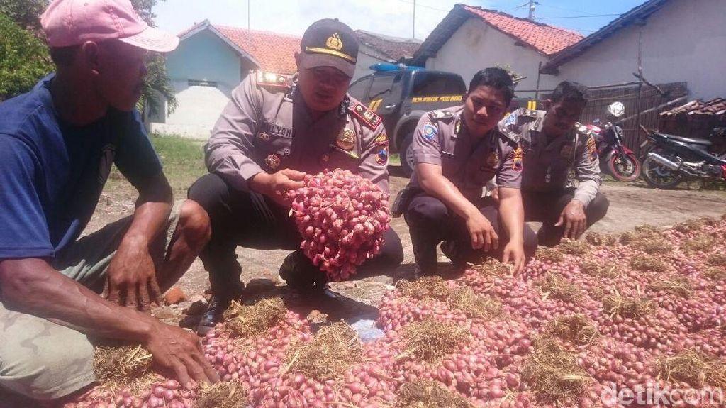 Pasokan Kurang, Harga Bawang Merah Naik Rp 2.000/Kg