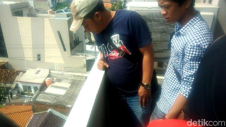Mahasiswi Undip Tewas Terjatuh dari Lantai 8 Hotel di Semarang