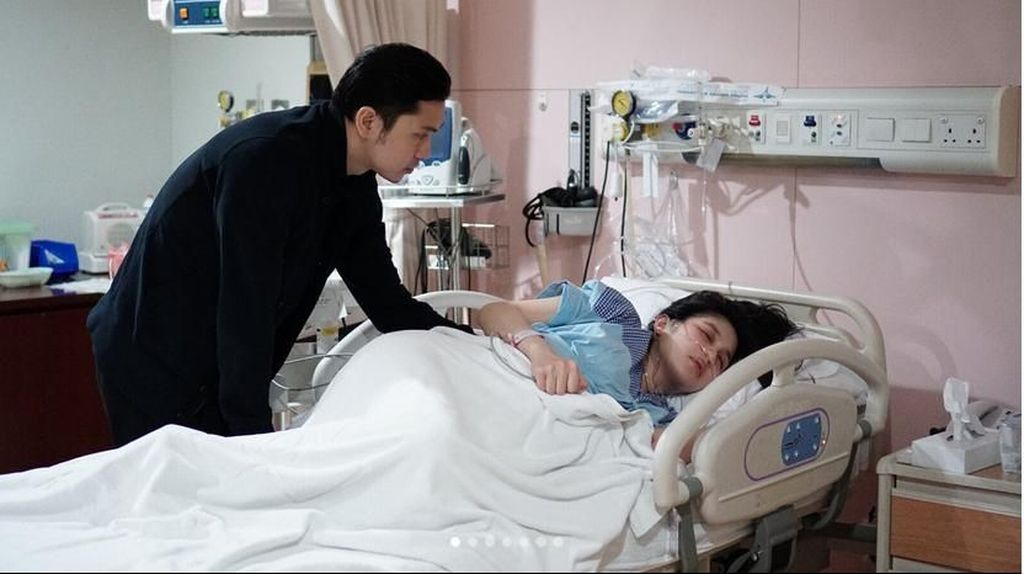 Sandra Dewi: Anak Saya Nggak Cuma Viral di Medsos, Tapi Juga di RS