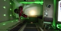 Bangkunya bahkan bisa disulap jadi tempat tidur (Casey Neistat/Youtube)