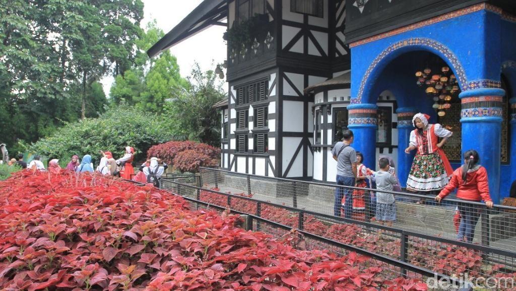 Foto: Bukan di Eropa, Ini di Bandung