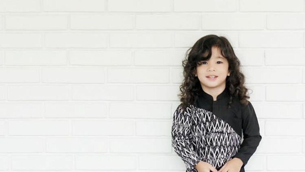 Seth Ananda, Putra Marcell dan Rima Melati yang Nggemesin Banget