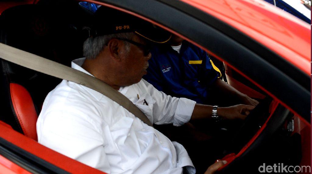 Kata Menteri Basuki Soal Nasib Petugas Pintu Tol di Era Non Tunai
