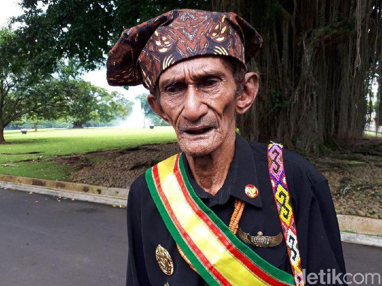 Saat Jokowi Curhat soal Jakarta yang Panas ke Raja Kupang