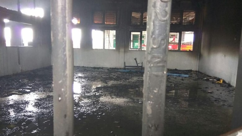 Kerusuhan LP Banda Aceh Dipicu Pemindahan Napi ke Lapas Medan