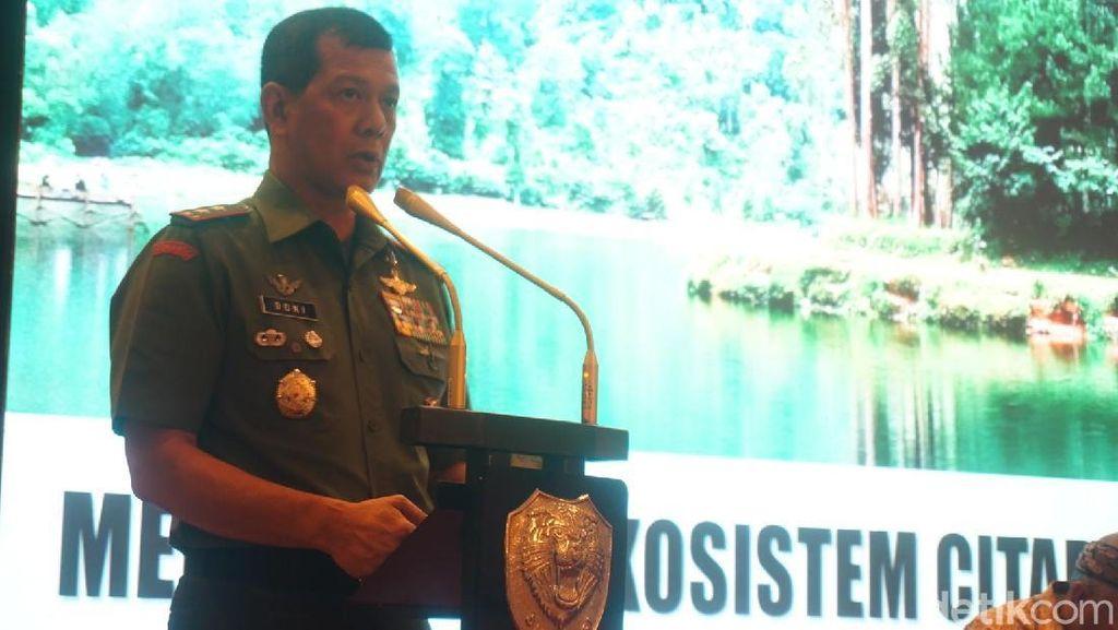 Reaksi Pangdam Siliwangi Soal Limbah Medis di Cirebon