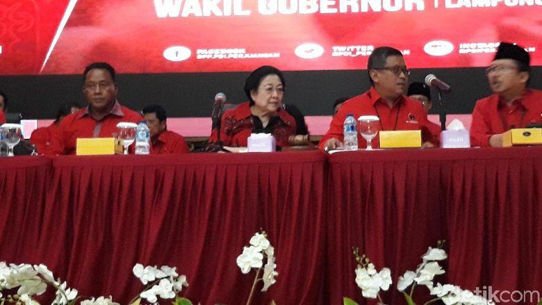 PDIP Umumkan Cagub Jabar, Jateng dan Sumut Hari Ini