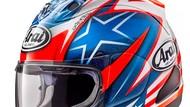 Helm Spesial dari Arai untuk Kenang Nicky Hayden