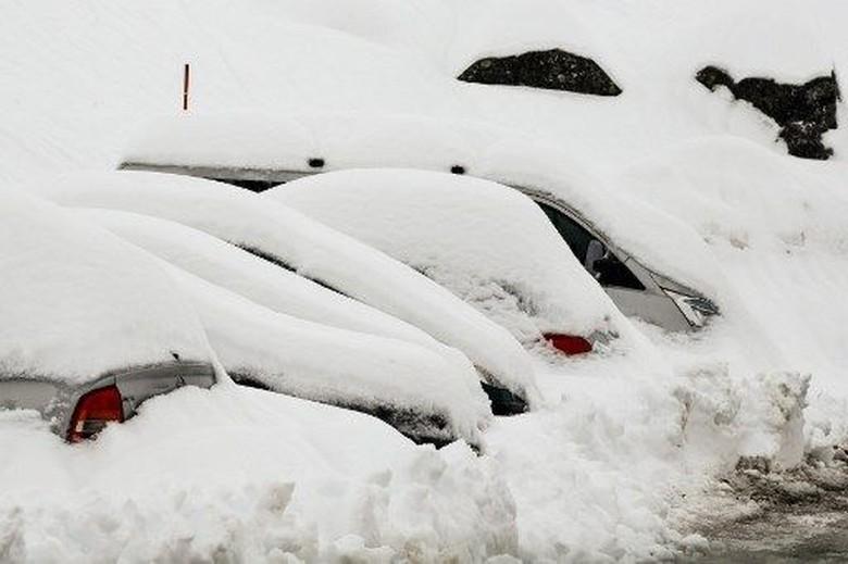 4 Orang Tewas Akibat Badai Eleanor di Prancis, Pegunungan Alpen Siaga