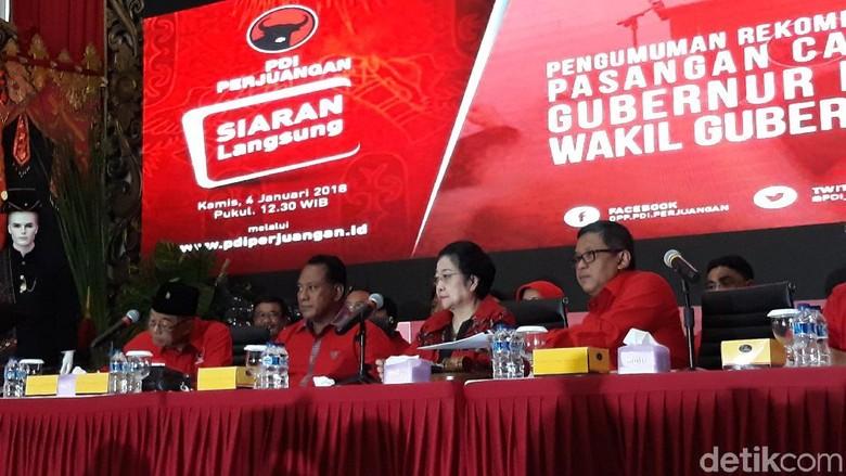 Walkot Mataram Jadi Jagoan PDIP di Pilgub NTB