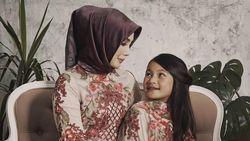 Fenita Arie Sering Minta Pendapat Suami dan Anak soal Hijab
