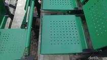 Tentang Kursi-kursi yang Jadi Viral di Stadion Citarum