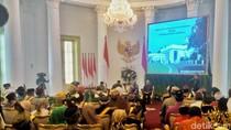Jokowi akan Bahas Masukan dari Raja Se-Nusantara di Rapat Kabinet