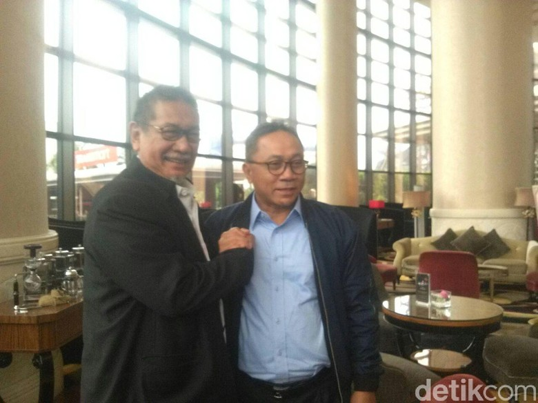 Zulkifli Hasan Beri Sinyal Positif untuk Pasangan Duo DM