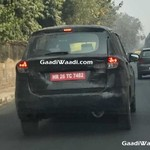 Suzuki Tes Ertiga Baru Keliling Jalanan
