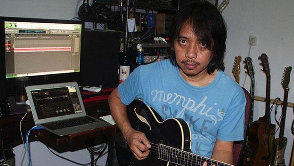 Wow! Dewa Budjana Gandeng Personel Dream Theater di Album Baru