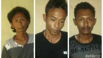 Komplotan Pencuri Sarang Burung Walet di Blora Dibekuk Polisi