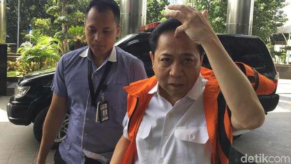 Selain Ajukan JC, Novanto Juga Minta Perlindungan KPK
