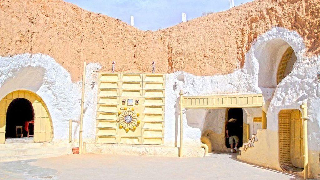 Foto: Rumah Masa Kecil Luke Skywalker