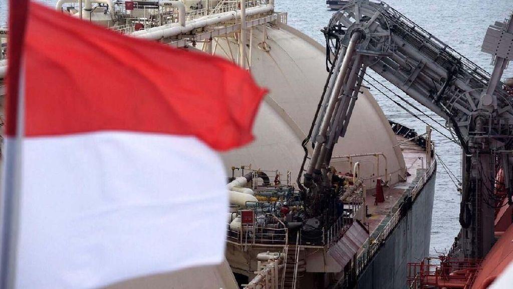 Nusantara Regas Terima Kargo LNG dari Pertamina Hulu Mahakam
