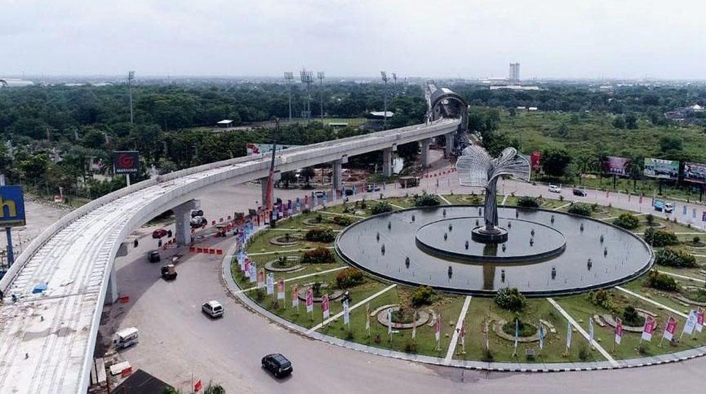 Tak Hanya Tol, Waskita Juga Garap Proyek Bandara dan LRT