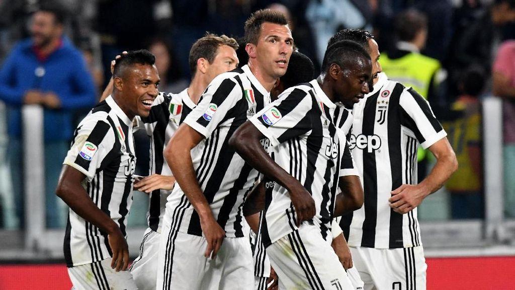Atasi Torino, Juventus Ke Semifinal
