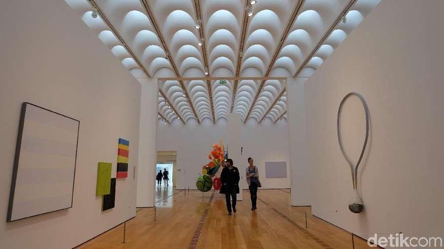 Jalan-jalan ke High Museum of Art Atlanta