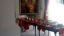 Mengintip Menu Makan Siang Jokowi dan Menterinya di Rapat Kabinet