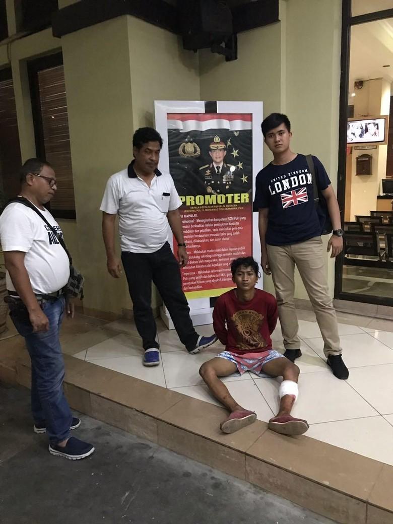 Palak Anak Rantau di Metro Mini, Wawan Ditangkap Polisi