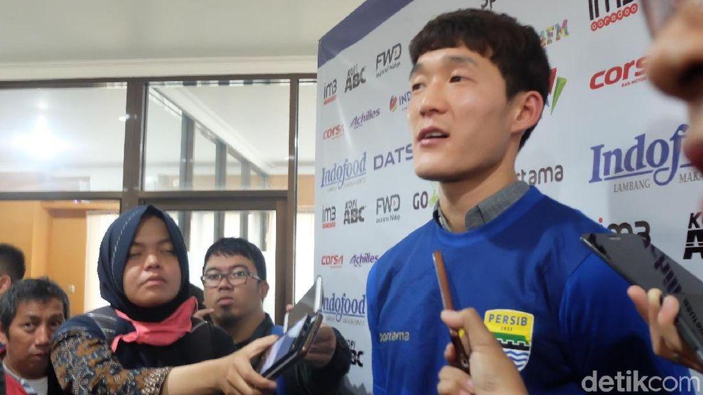 Disebut Pemain Tua oleh Bobotoh, Oh In-kyun: Saya Belum Habis