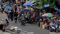 Pasar Gembrong Terancam Tinggal Kenangan
