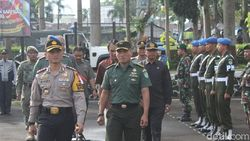 Polisi Antisipasi Daerah Rawan Konflik di Garut Saat Pilkada 2018