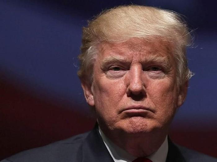 Kerap bertindak yang menimbulkan kontroversi, kesehatan mental Donald Trump dipertanyakan. Foto: BBC World
