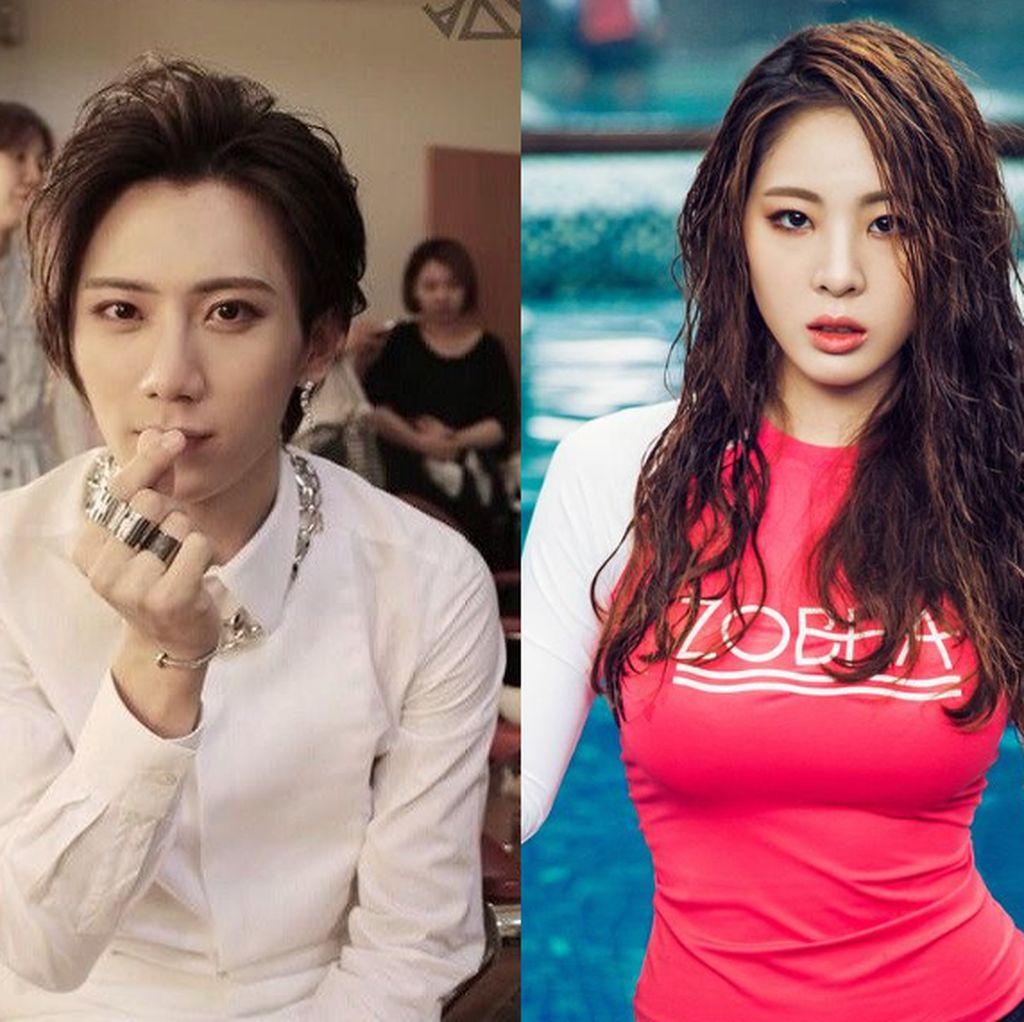 Jang Hyunseung dan Shin Soo Ji Dikabarkan Putus