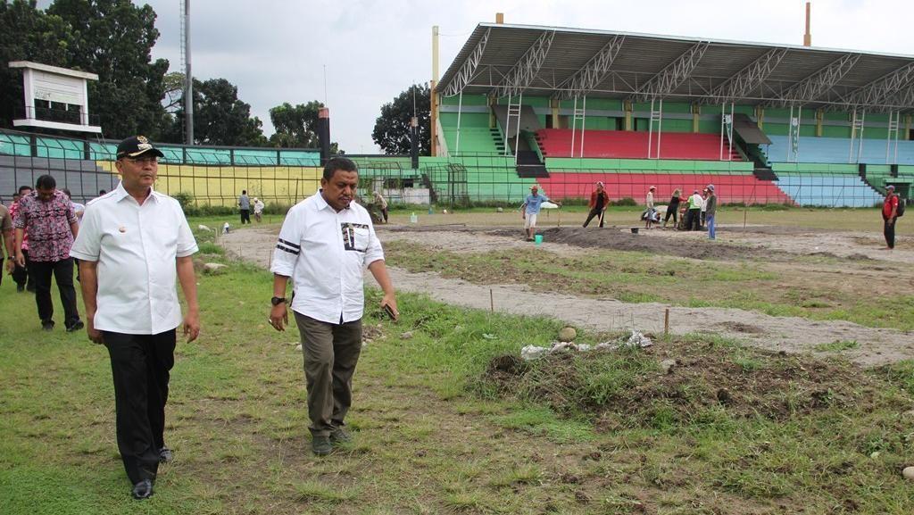 Wali Kota Medan Berharap Stadion Teladan Jadi Homebase PSMS di Liga 1