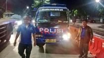 Pikap dan Motor Tabrakan di Jl Mayjen Sutoyo Jaktim