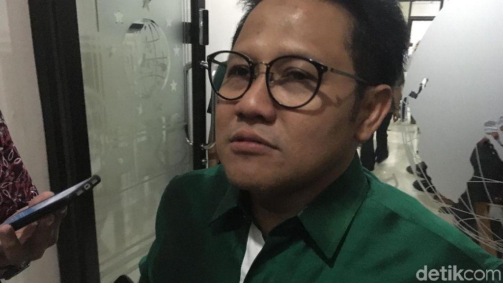 Cerita Cak Imin Kagumi Gus Dur Jadi Presiden Modal Dengkul Amien Rais