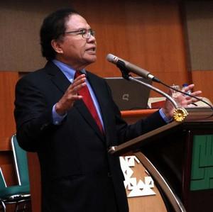 Rizal Ramli: Hanya 20% Orang Indonesia Nikmati Kemajuan Ekonomi