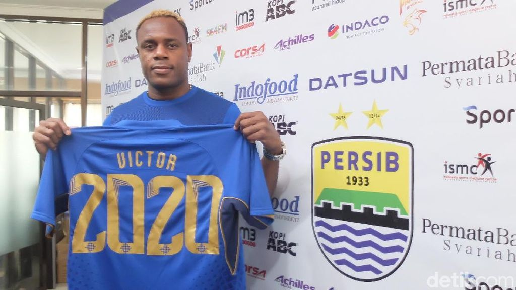 Igbonefo Akan Jalani Debut di Persib vs Borneo FC