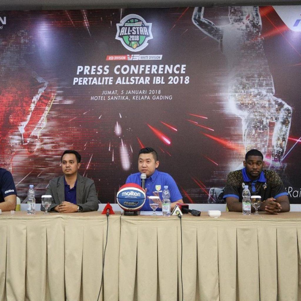IBL All Star Akan Digelar Minggu di Jakarta