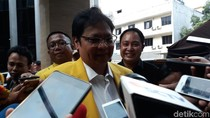 Airlangga Rangkap Jabatan, PAN: Jokowi Langgar Janji