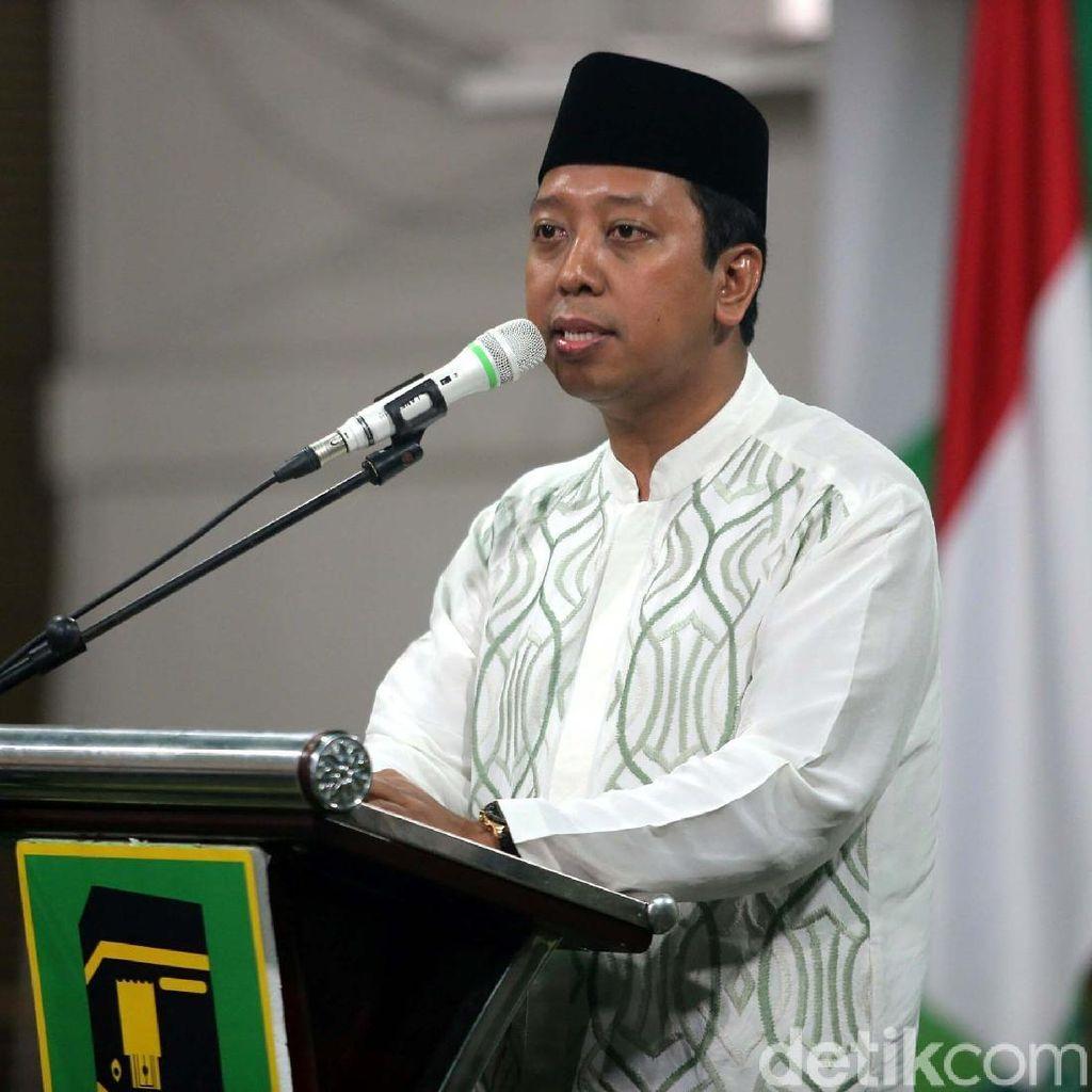 PPP Hormati Niat Presiden Untuk Tidak Tanda Tangani UU MD3