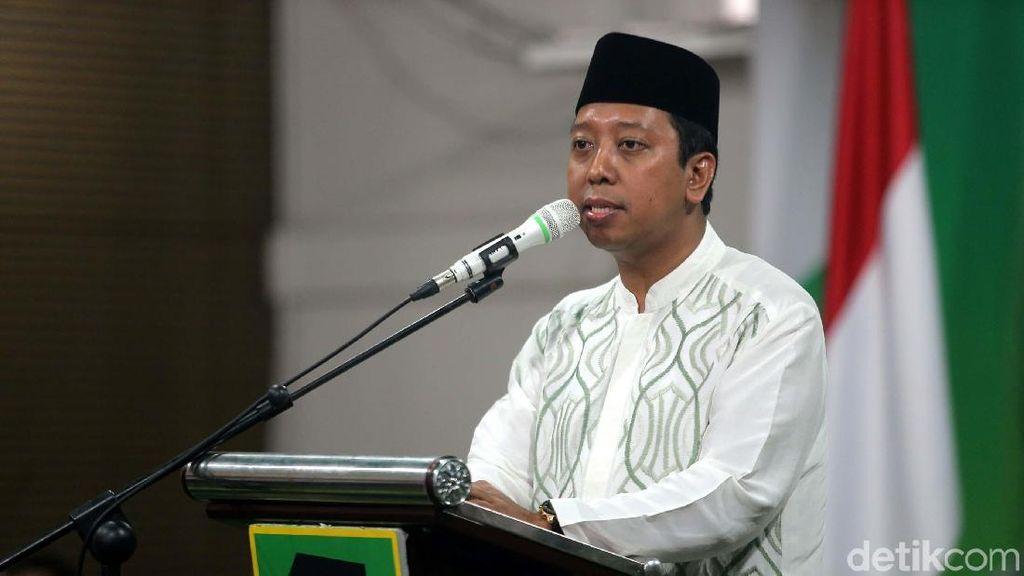 Ketum PPP: Jokowi Tanya Siapa yang Pantas Jadi Cawapres
