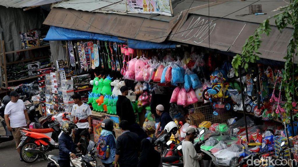 Pasar Gembrong Bakal Digusur untuk Proyek Tol Becakayu